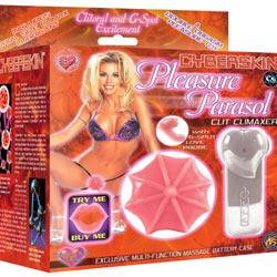 Cyberskin pleasure parasol - DVD