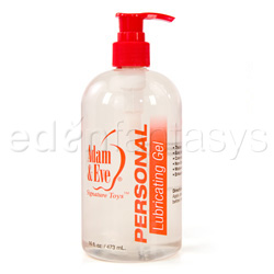 Personal lubricating gel - lubricant