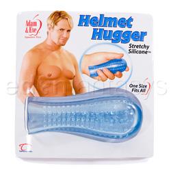 Penis stroker - Helmet hugger - view #2