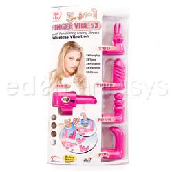 Finger massager - 5-in-1 finger vibe 5x - view #5