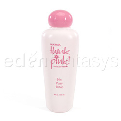 Think pink hot pussy potion - lubricante