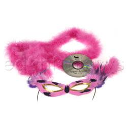 Beginners burlesque kit - DVD