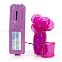 Blossom - finger vibrator