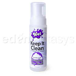 Toy cleanser  - Wet keep it clean toy wash - view #1