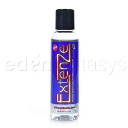 Extenze water based lube - lubricant