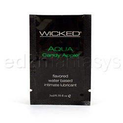 Lubricant - Aqua candy apple - view #1