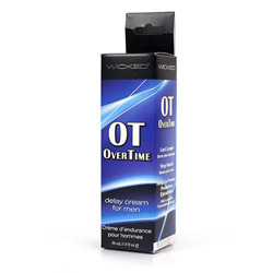 Lubricant - Overtime delay cream for men - view #2