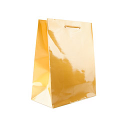 Miscellaneous - Gift Bag Gold - view #1