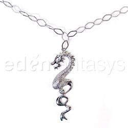 Body jewelry - Dragon belly chain - view #1