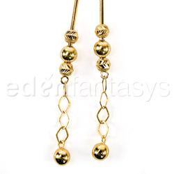 Clitoral jewelry  - Labia clip - view #2