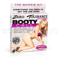 Vibrator kit  - Booty call kit - view #2