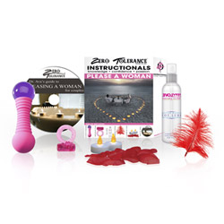 Sensual kit - How to please a woman kit - view #1