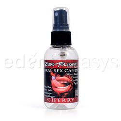 Oral sex candy spray - lubricant