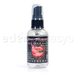 Oral sex candy spray - water based lube