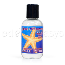 Anal lube medium density