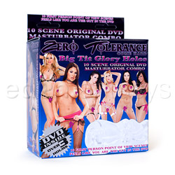 Masturbator - Big Tit Glory Holes masturbator and dvd combo - view #5