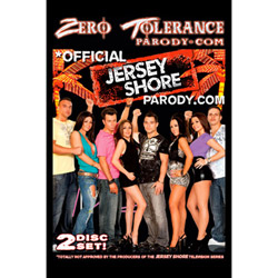 Official Jersey Shore Parody - DVD