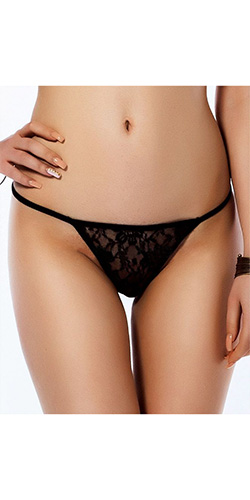 Chic lacy g-string