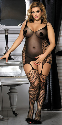 Sexy bodystocking queen size