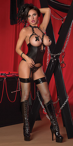 Mistress set queen size