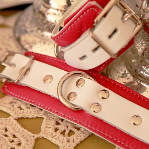 Candy Pink Cuffs