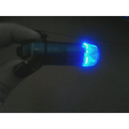 LED light up tip