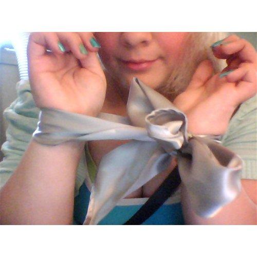 SNM Silky tie