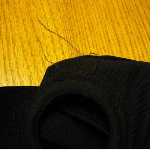 loose thread
