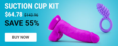 Suction cup kit