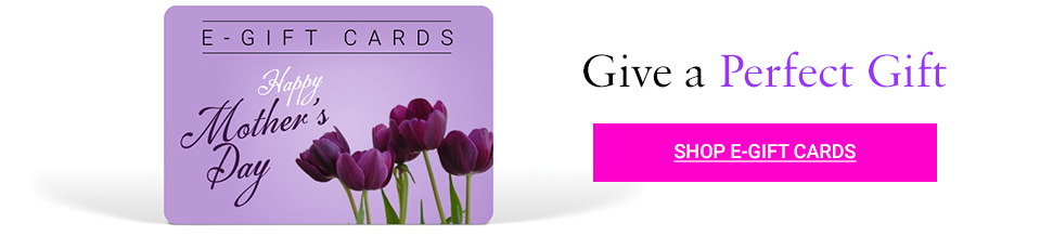 Gift Cards - Always a Perfect Gift!
