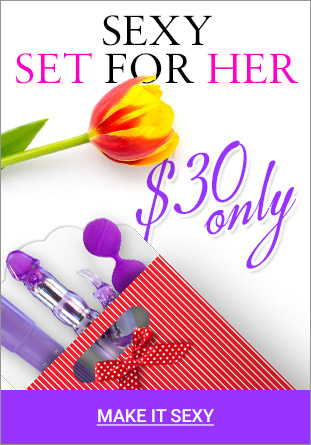 Sexy Gift Set For Her For $30 Only