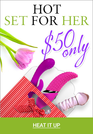 Hot Gift Set For Her For $50