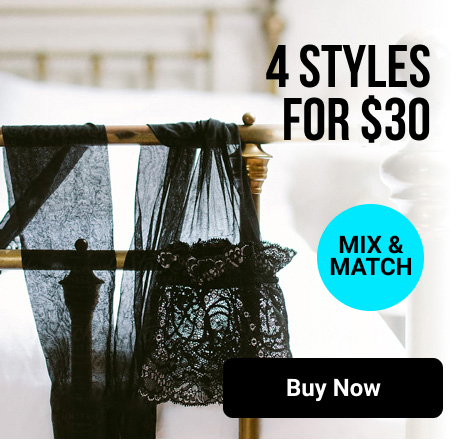 4 Styles for $30