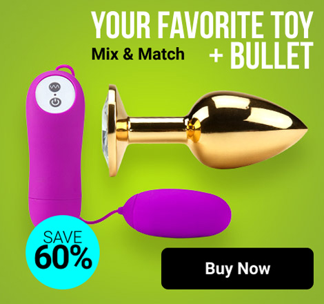 Your Favorite Toy + Bullet