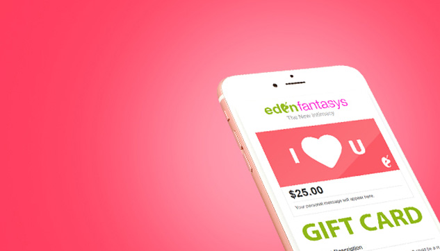 Electronic Gift Cards