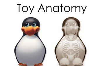 Toy Anatomy
