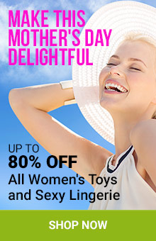 Save Up To 80% On Toys For Women & Sexy Lingerie