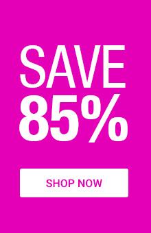 Save 85%