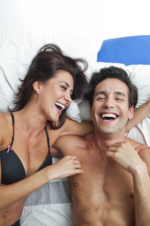 5 secrets to sexual happiness