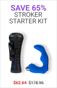 Save 60% Stroker Starter Kit