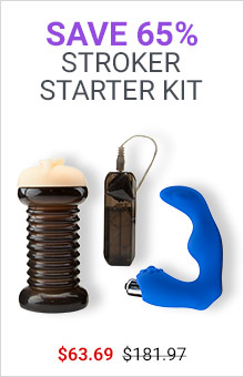 Save 65% On Stroker Starter Kit