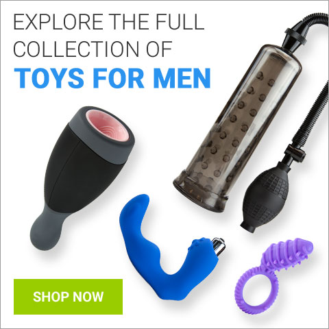 See all sex toys for men