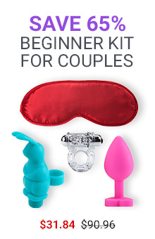 Save 60% On Beginner Kit For Couples