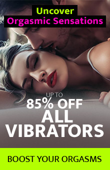 ALL Vibrators On Sale - Up To 85% Off