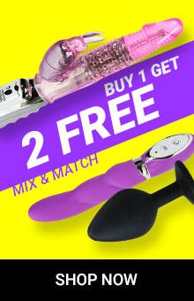 Buy 1 Toy, Get 2 FREE