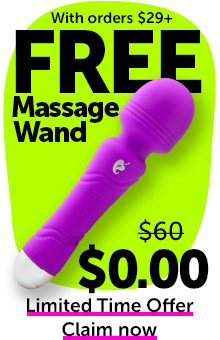 FREE Massager With Orders $29+