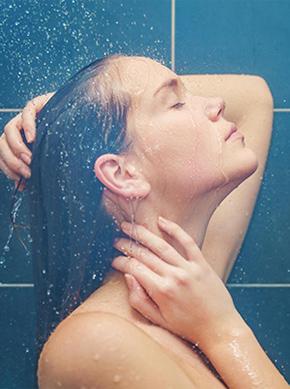 Indulging Shower