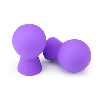 Large nipple suckers
