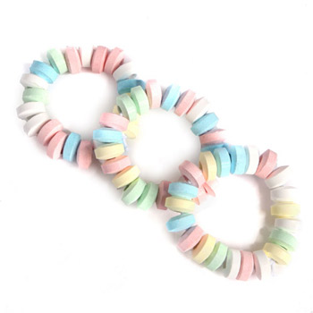 Candy cock rings