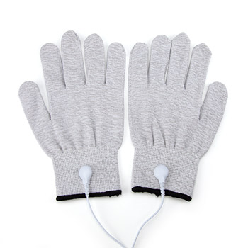 ePlay massage gloves - E-stim gloves